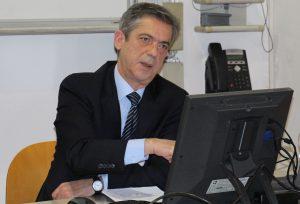 Alexander Makaronidis, Head of Task Force EPSAS;