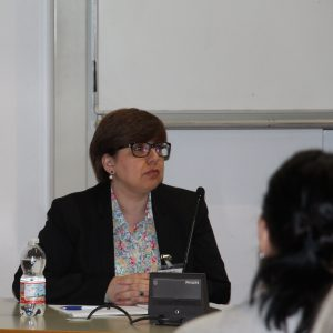 Susana Jorge, member, National public sector accounting standard-setting committee, Portugal