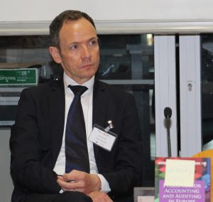 Nils Soguel, Chair, Swiss Public Sector Financial Reporting Advisory Committee;