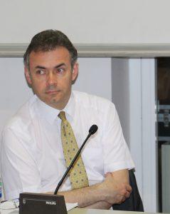 Ian Carruthers, Chair, IPSASB;